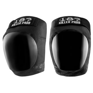 187 KILLER PADS Pro Knee Black