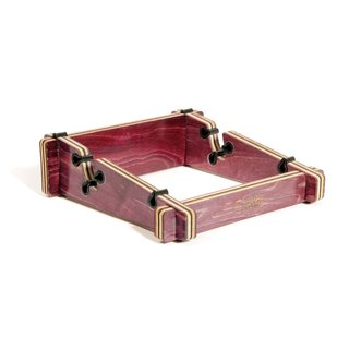 WOOD STANCE Pad Stand lila