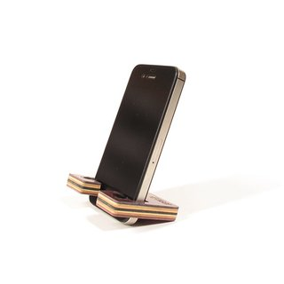 WOOD STANCE Phone Stand LIGHT lila