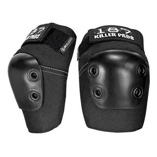 187 KILLER PADS Elbowpads SLIM Black