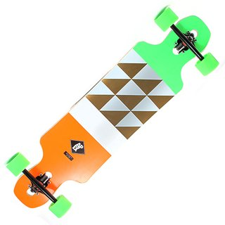 APEX Longboard Alley Maple Neon