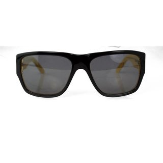 RUDE Glasses Exciter Black-Yellow