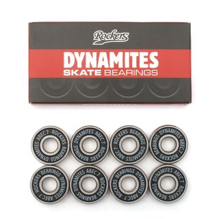 ROCKERS Bearings Dynamites Set ABEC 7