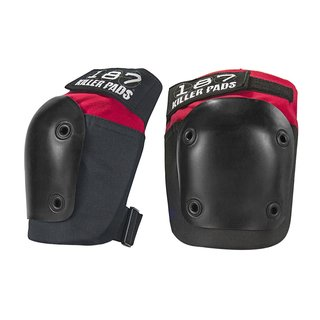 187 KILLER PADS Protection Combo Pack Red