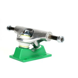 SUPREME TRUCKS CO. Truck 109MM Silver/Green