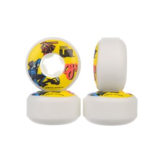 OJ Wheels Shannon 52mm white
