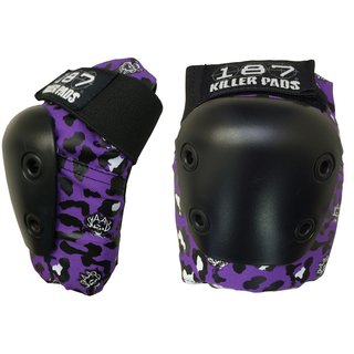 187 KILLER PADS Protection Junior Six Pack Staab Purple One Size