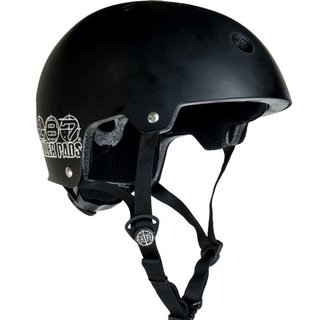 187 KILLER PADS Certified Helmet Matt Black
